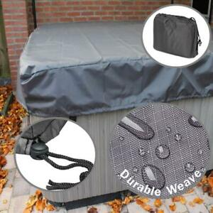 Life Spa Cover Protector Hot Tub Cap Lightweight Durable Waterproof Shield