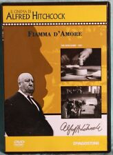 FIAMMA D'AMORE - ALFRED HITCHCOCK - DVD N.00749