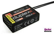 Jeti Duplex Rex 6 Empfänger 2,4GHz 80001237 - HACKER NEU & OVP