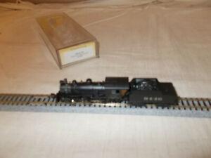 Bachmann 51754  ATSF 9446 Dampflok  + OVP Spur N