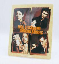 LOCK STOCK & TWO SMOKING BARRELS  Bluray Steelbook Magnet Cover (NOT LENTI)
