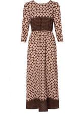 Maxi Dresses Boho with High Waist