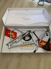 CW Phaze 1 Legend Series Chrome BMX Bike, New in Box- Hutch,GT, Cook
