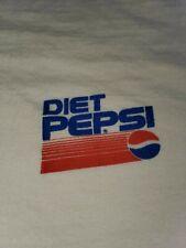 Vintage 1990s Diet Pepsi T-shirt Size Large