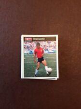 J1b Trade Card Sticker World Cup 1990 No 302 Ramirez Costa Rica U A E