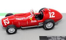 Formula 1 Car Collection Ferrari 375 Indy 1952 Alberto Ascari 1:43 F1 Model New