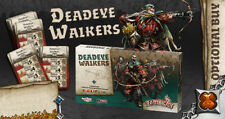 ZOMBICIDE - BLACK PLAGUE DEADEYE WALKERS  - NEW SEALED KICKSTARTER ENG CMON