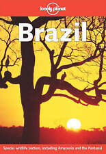 Herzberg, William, Schoen, Mitchell Brazil (Lonely Planet Country Guides) Very G