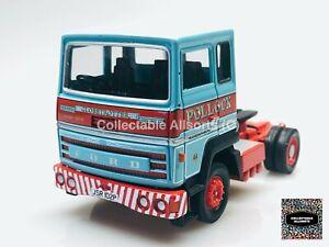 CORGI POLLOCK OF MUSSELBURGH FORD TRANSCONTINENTAL TRUCK CAB MODEL 23301 1:50