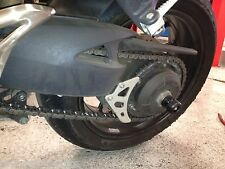 TRIUMPH TIGER 1050 SPORT / SE FRONT & REAR AXLE CRASH MUSHROOM SLIDERS BUNGS S3f
