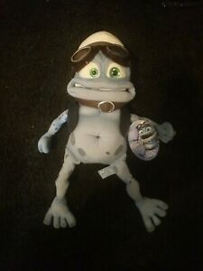 The Annoying Thing Crazy Frog Soft Toy with tag (No Sound)