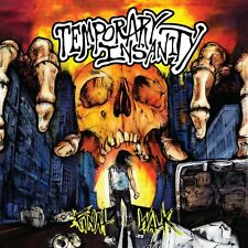 TEMPORARY INSANITY - Final Walk (NEW*LIM.500*US CROSSOVER/THRASH METAL '89*SOD)