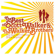 SCOTT WALKER & THE WALKER BROTHERS ( NEW SEALED CD ) VERY BEST OF GREATEST HITS