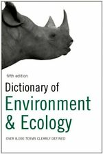Dictionary of Environment and Ecology: Over 8,000 Terms Clearly Defined (Bloom,