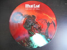 "Picture disque ""Meat Loaf - Bat out of hell"""