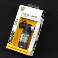 (FC) Topeak TSUTG-03 Digital Pressure Shuttle Gauge for Bike Motorcycle Car Tire