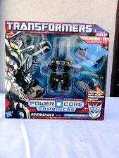 2010 Transformers Power Core Combiner Bombshock Combaticons Sealed MISB MIB BOX