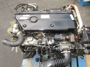 2003 ISUZU NPR / ELF 4HL1 DIESEL MOTOR 4.7L ENGINE 5 SPEED MANUAL TRANSMISSION