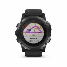 Garmin fēnix 5X Plus Black - Gps Smartwatch - Grade (A) *No Charger*
