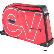 EVOC Bike Travel Bag Padded Wheeled Bicycle Lockable Red One Size Evoc100402500