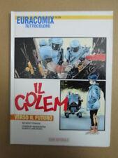 IL GOLEM Ferrari & Mandrafina Book Cartonato Euracomix n°126 [MZ2]