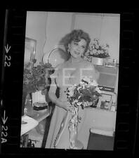 1973 Rhonda Fleming The Women Broadway Theatre  Old Photo Negative 318A