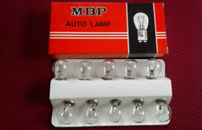 YAMAHA DT100 DT125 DT175 DT250 Tail Light Lamp Bulb 6V. 1x10 = 1 BOX