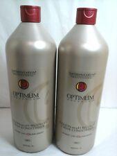 2 Optimum Advanced Keratin pH Recovery Creme Conditioner Softsheen 33.8 fl oz