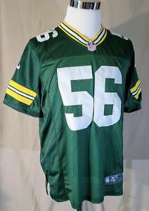 Julius Peppers Green Bay Packers NFL Football Jersey Nike On Field NWOT SZ 40