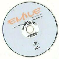 EMILE, IAN MCKELLEN, DEBORAH KARA UNGER, TYGH RUNYAN (dvd disc only...no case.)