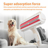 Pet Dog Cat Hair Remover Fur Roller Sofa Clothes Cleaning Brush Reusable