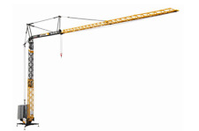 NZG 1:50 SCALE LIEBHERR 81 K FAST ERECTING CRANE - 870