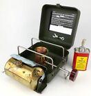 Unique rarity - kerosene camp stove OPTIMUS 111 from Swedish Army - NEW