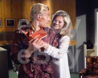 UFO (TV) Ed Bishop, Suzanne Neve 10x8 Photo