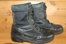 Mil Com Patrol Army Cadets Festival Boots Black Size UK 5 Unisex