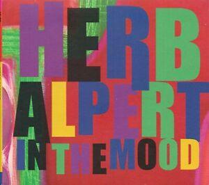 Herb Alpert - In The Mood (2015) CD Album
