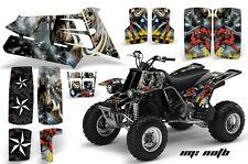 AMR Racing Yamaha Banshee 350 Decal Graphic Kit ATV Quad Wrap  87-05 MAIDEN NOTB