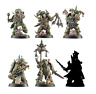 Warhammer 40,000 Space Marine Heroes Series3 6Pack Plastic Model Max Factor F/S