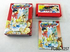 Complete Mighty Final Fight Famicom Japanese Import Boxed FC NES JP US Seller B