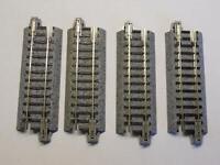KATO 20-030 gerades Gleis 64mm 4 Stück (34004)