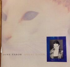 June TABOR• Angel Tiger • (1998 Green Linnet) Nice CD By English Folk Legend