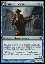 4x Civilized Scholar Homicidal Brute Innistrad MtG Magic Blue Uncommon 4 x4