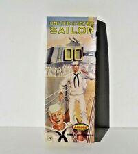 1958 Aurora Model Kit U.S. Navy Sailor NEW in Box No 410-98 Original COMPLETE