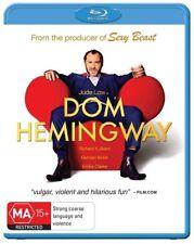 Dom Hemingway (Blu-ray, 2014)