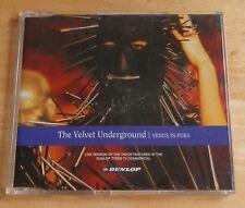 the Velvet Underground cd single Venus in Furs, live version,  W0224CD