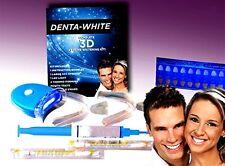 DentaWhite 3D White Professional Effects Teeth Dental Whitening Kit NEW