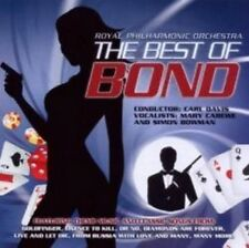 Best Of James Bond - Royal Philharmonic Orchestra (NEW CD)