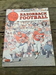 Arkansas Razorback Football 1968