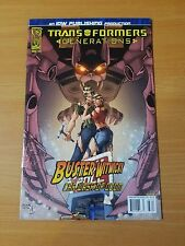 Transformers: Generations #12 ~ NEAR MINT NM ~ (2007, IDW Comics)