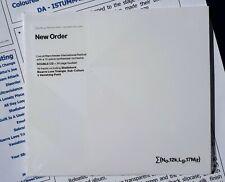 NEW ORDER CD x 2 + LIAM GILLICK So It Goes .. ∑(No,12k,Lg,17 +Promo Sht IN STOCK